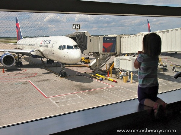Travel with pre-school aged children may not be easy, but it's worth it! Let me try to talk you into it in today's post on www.orsoshesays.com.