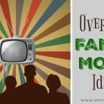 Over 100 Family Movie Ideas!! #movies #family #familynight