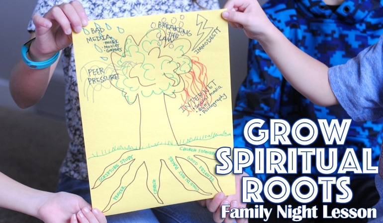 Winds of the World -Grow Spiritual Roots Family Night Lesson (she: Adelle)