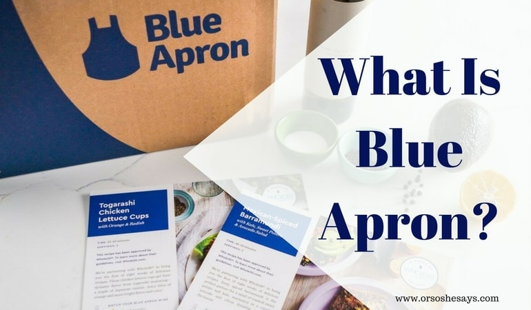 What Is Blue Apron? Your Guide to Meal Delivery