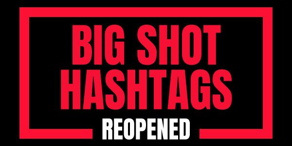 big shot reopened