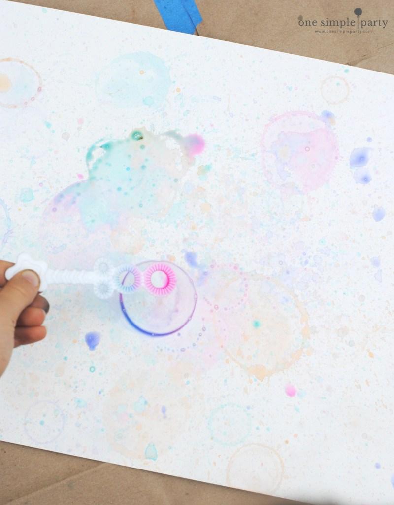 bubble-art-for-kids