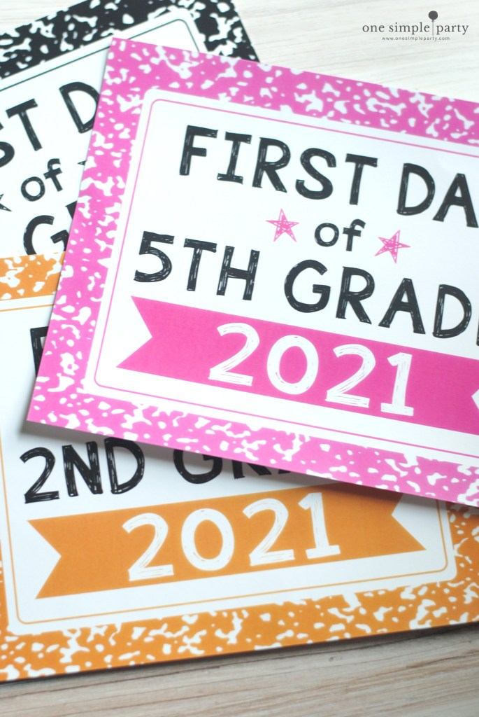 first-day-of-school-signs