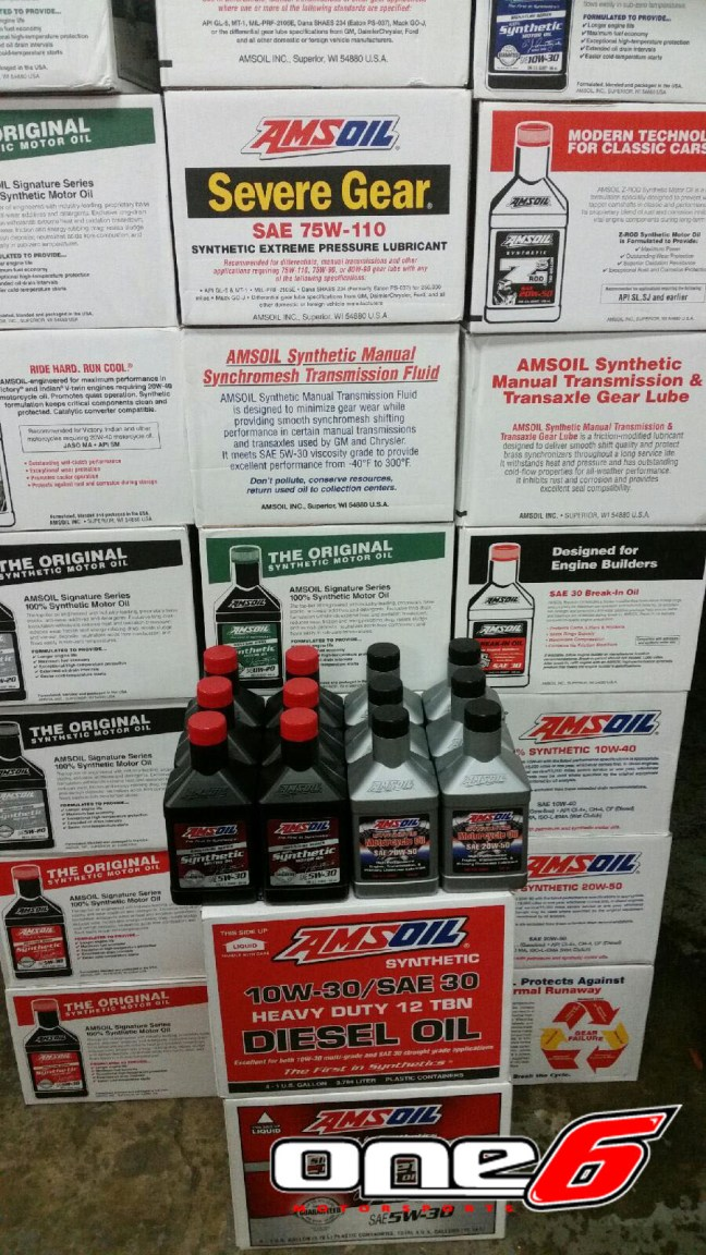 AMSOIL Inventory