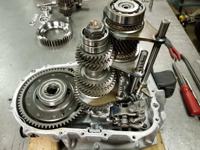 Honda Manual Transmission Rebuilding – One6 Motorsports