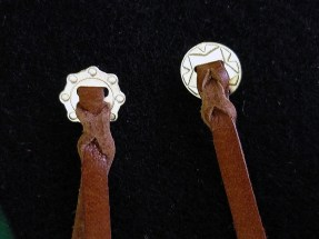 1/6 scale slotted conchos