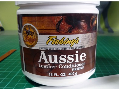 Fiebing's Aussie Leather conditioner