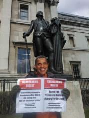 @shutguantanamo #LondonSolidarity #GitmoHungerStrike