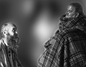 Ram Dass and Maharaji