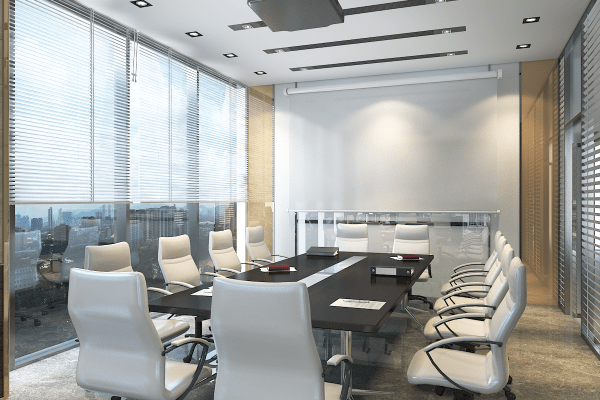 Blockchain Master Meeting Area