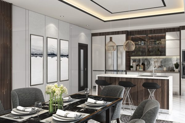 Kitchen & Dining a