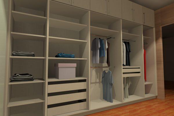 Master wardrobe V1