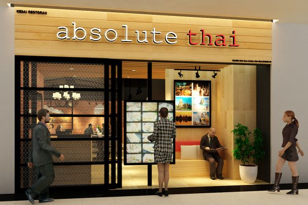 Shop Front Absolute Thai
