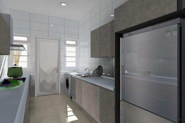 Wet kitchen V2