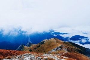 Ciemniak w Tatrach Zachodnich