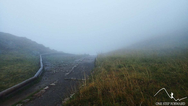 Czerowny szlak z Doliny Strążyskiej na Giewont