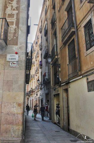 Barri Gotic - Carrer d'Avinyo
