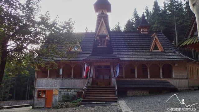 Sanktuarium Matki Bożej Jaworzyńskiej na Wiktorówkach