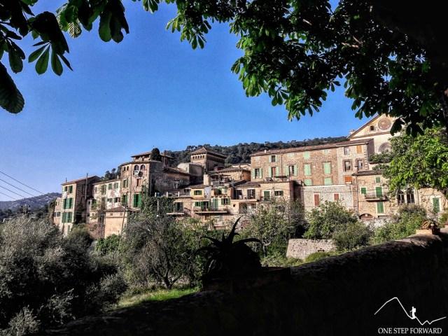 Valdemossa, Majorka - widok na miasto