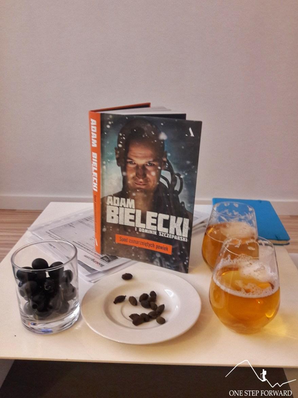Książka - Adam Bielecki