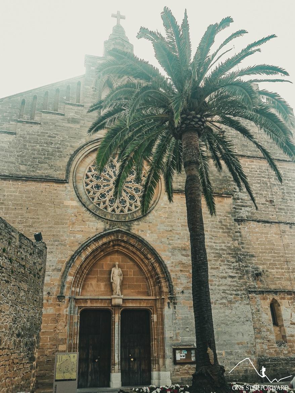 Kościół Església de Sant Jaume d'Alcúdia - Alcudia, Majorka