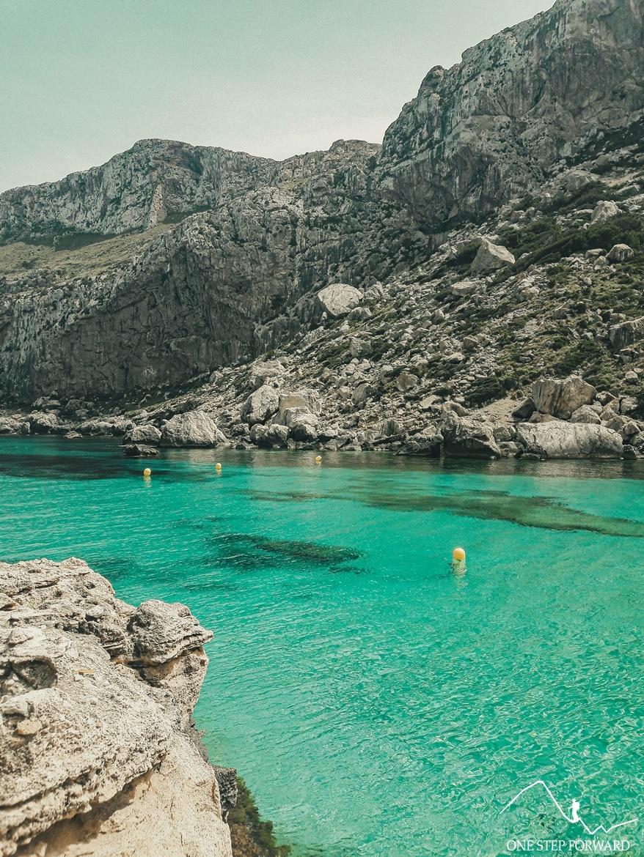 Cala Figuera - Cap de Formentor, Majorka