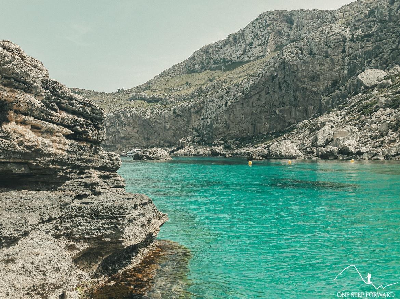 Zatoka Cala Figuera - Cap de Formentor, Majorka