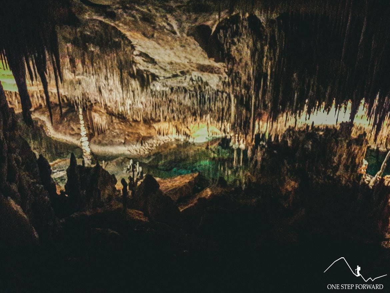 Smocze Jaskinie – Cuevas del Drach, Majorka