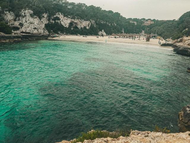 Zatoczka Cala Llombards - Majorka