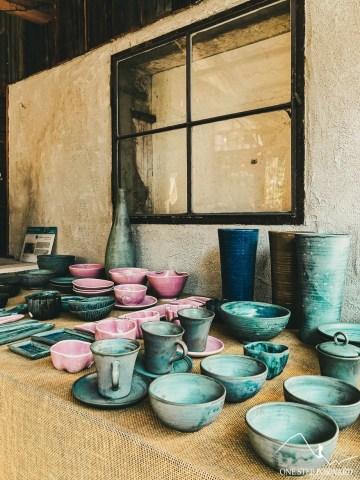 Wyroby ceramiczne - Lanckorona, małopolskie