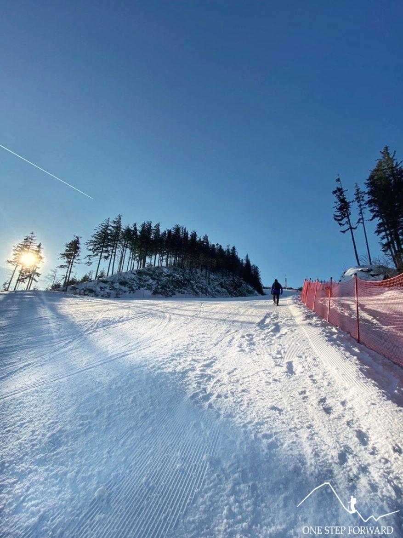 Skrzyczne - trasa narciarska FIS