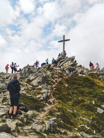 Skrajne Solisko w Tatrach Słowackich