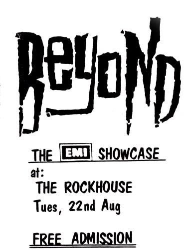 EMI Showcase at The Rockhouse