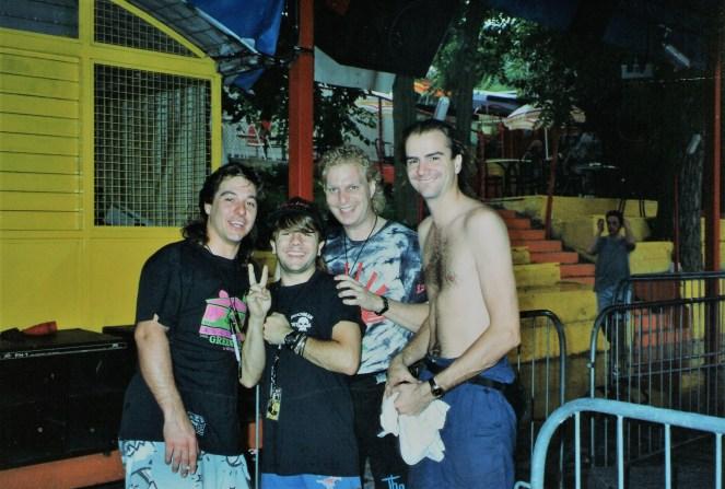 Living Colour's lovely crew!