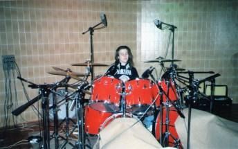 Neil - Recording Crawl