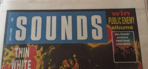 Sounds – Manic Sound Panic review