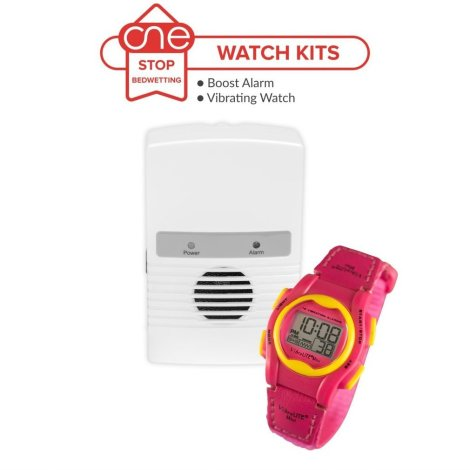 Boost Bedwetting Alarm Watch Kit - One Stop Bedwetting