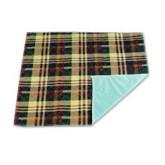 Tartan Protective Waterproof Bedding - One Stop Bedwetting