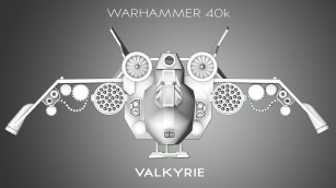 Valkyrie Front 1