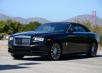 Rental Cars, Rolls-Royce Dawn