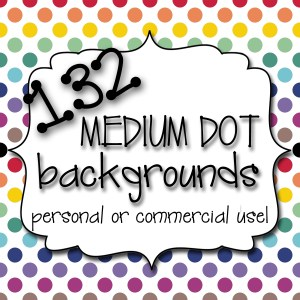 Medium Dot Digital Background