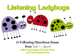 Listening Ladybugs