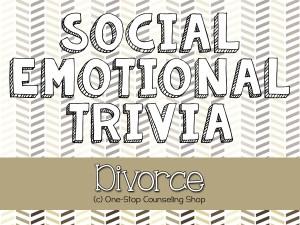 Divorce Trivia
