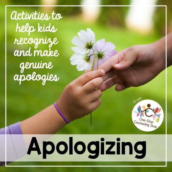 Apologizing Cover