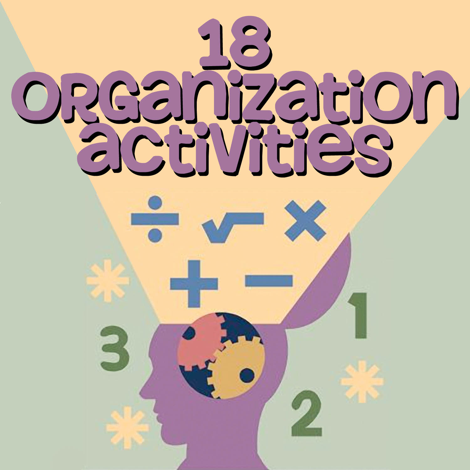 Adhd Organizational Skills Worksheet