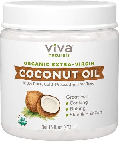 Plant-Based Coconut Oils
