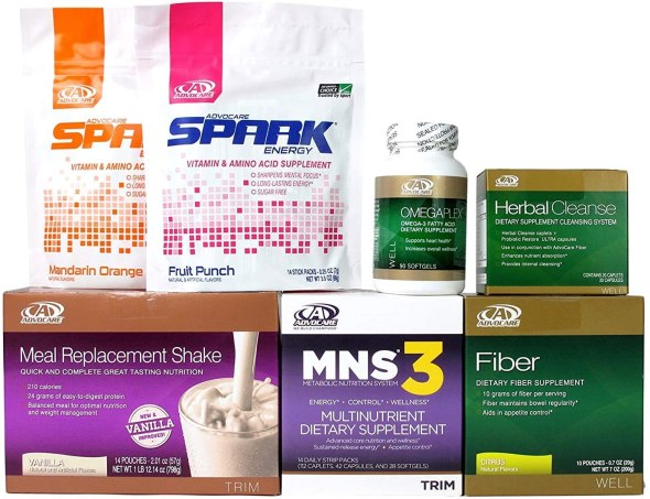 Advocare Weight Loss Challenge