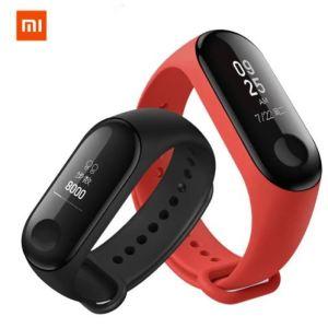 Fitness Watch Red or Black Bracelet