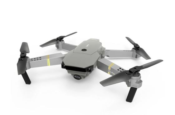 Image of drone open