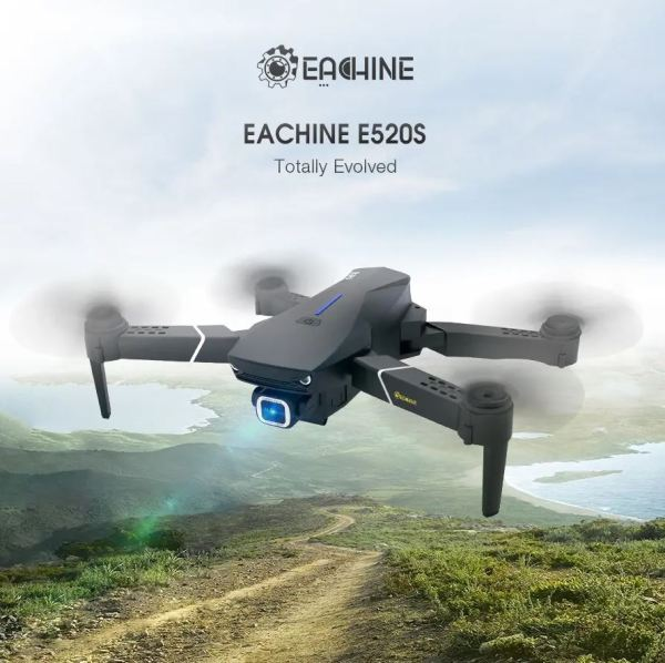 Flying the totally-evolved RC Quadcopter Drone
